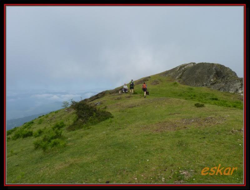 GOIKOGANE704mts- MUGARRILUZE 735 mts- KAMARAKA 795 mrs Kikinkam66