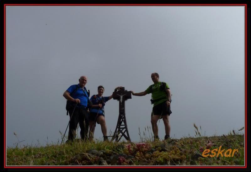 GOIKOGANE704mts- MUGARRILUZE 735 mts- KAMARAKA 795 mrs Kikinkam69