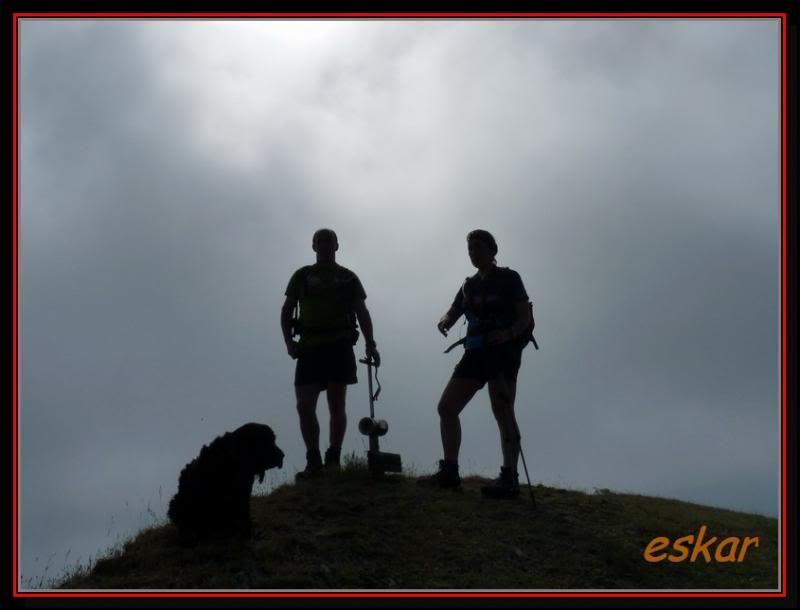 GOIKOGANE704mts- MUGARRILUZE 735 mts- KAMARAKA 795 mrs Kikinkam92