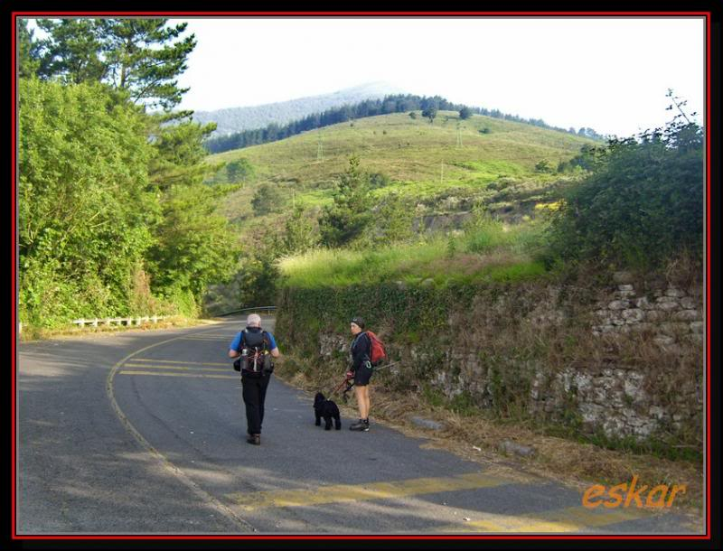 GOIKOGANE704mts- MUGARRILUZE 735 mts- KAMARAKA 795 mrs Victorkamaraka1