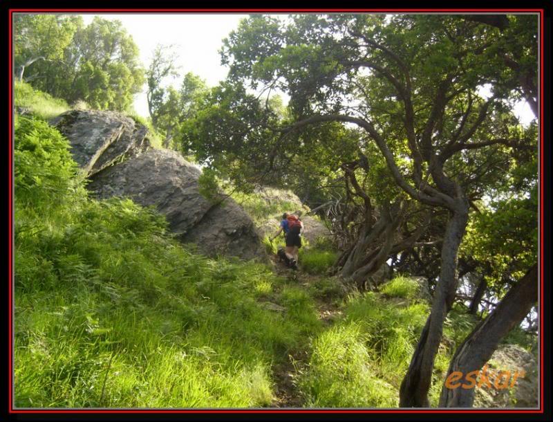 GOIKOGANE704mts- MUGARRILUZE 735 mts- KAMARAKA 795 mrs Victorkamaraka36