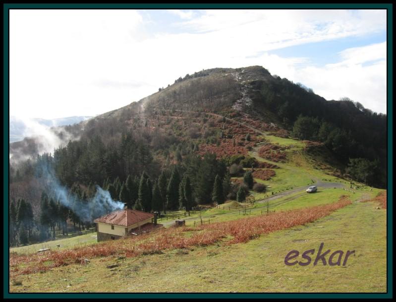 TERREROS 909 mts Y KOLITZA 879 mts (ermita de san sebastian Terreros42