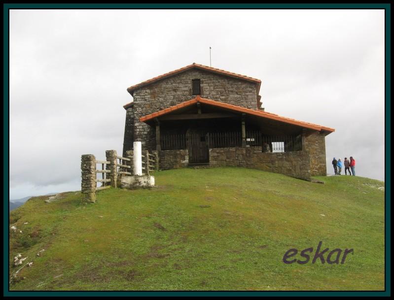 TERREROS 909 mts Y KOLITZA 879 mts (ermita de san sebastian Terreros46