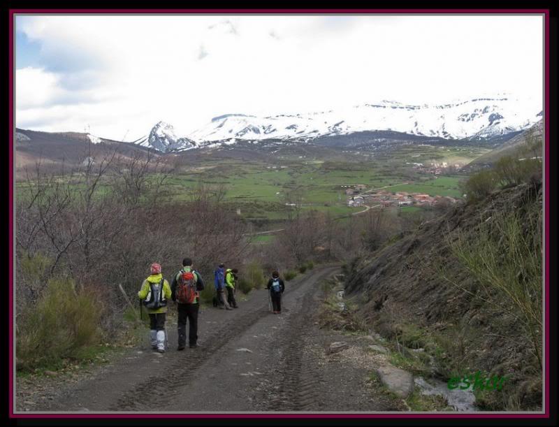 PEÑA TREMAYA 1443 mts (montaña palentina) P108