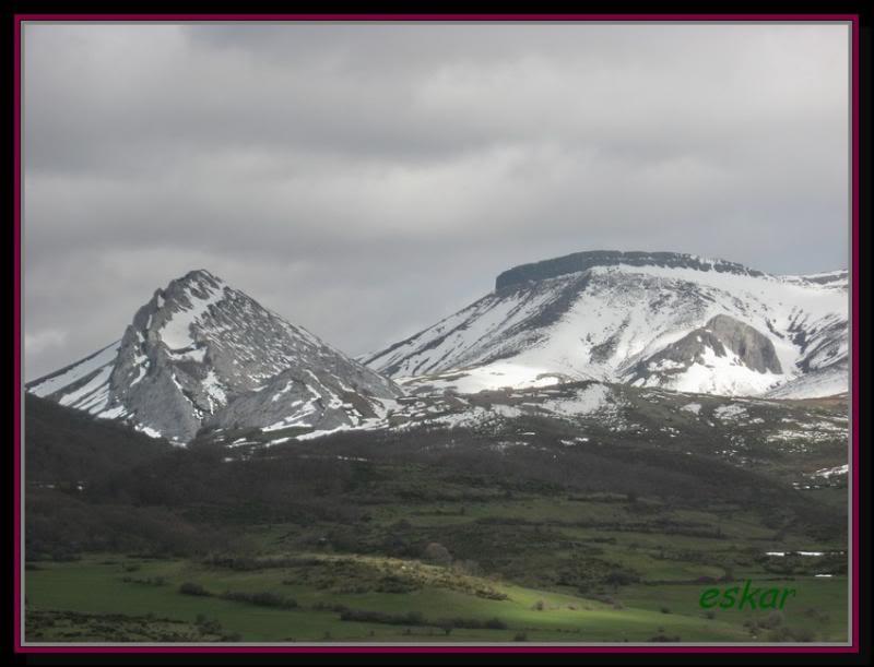 PEÑA TREMAYA 1443 mts (montaña palentina) P109
