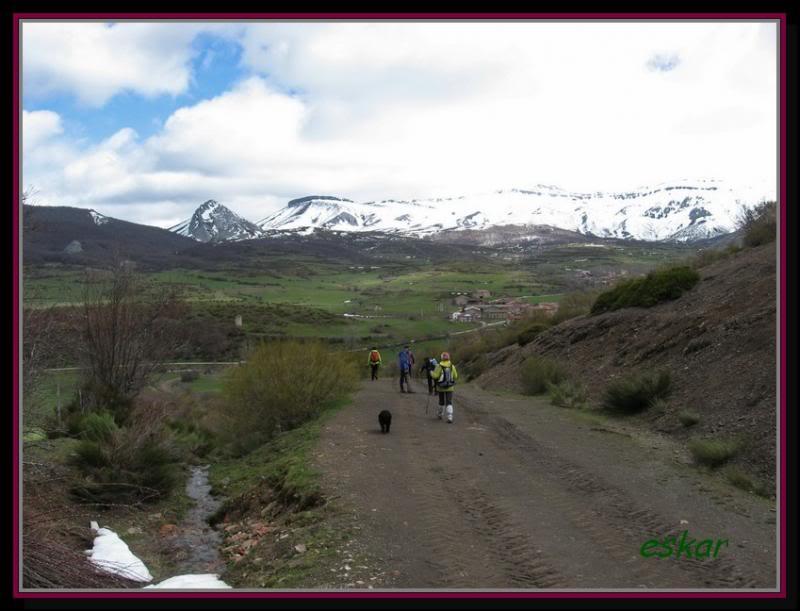 PEÑA TREMAYA 1443 mts (montaña palentina) P110