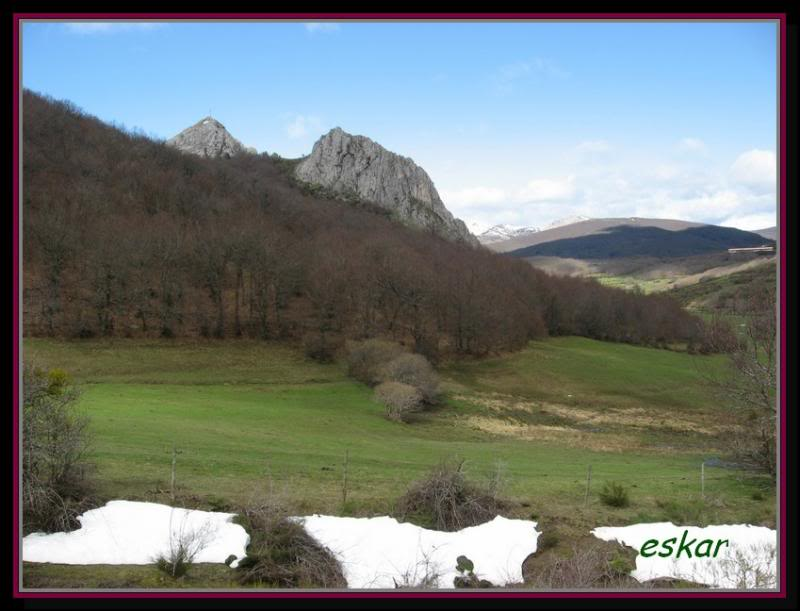 PEÑA TREMAYA 1443 mts (montaña palentina) P111
