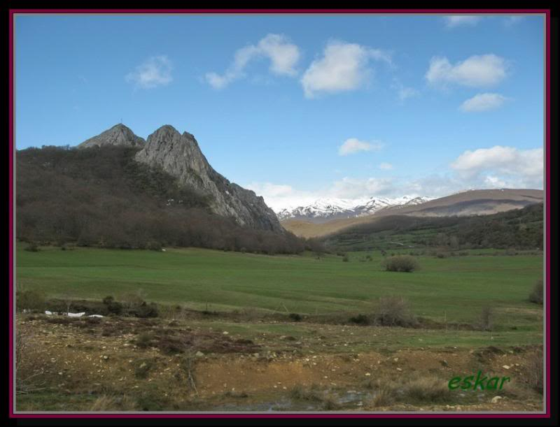 PEÑA TREMAYA 1443 mts (montaña palentina) P112