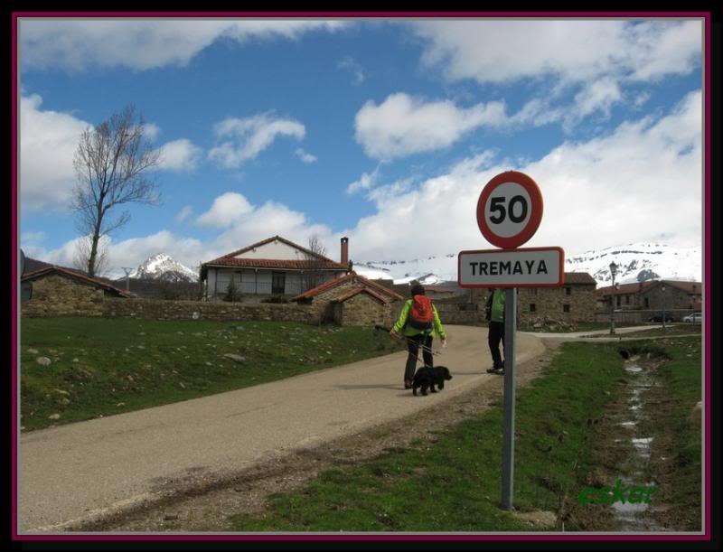PEÑA TREMAYA 1443 mts (montaña palentina) P117