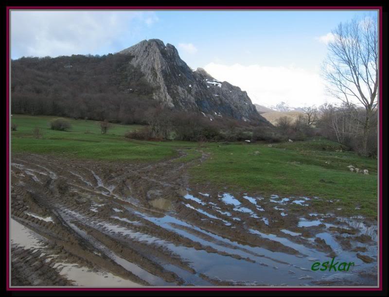 PEÑA TREMAYA 1443 mts (montaña palentina) P2