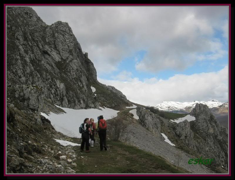 PEÑA TREMAYA 1443 mts (montaña palentina) P30