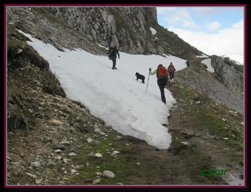PEÑA TREMAYA 1443 mts (montaña palentina) P35