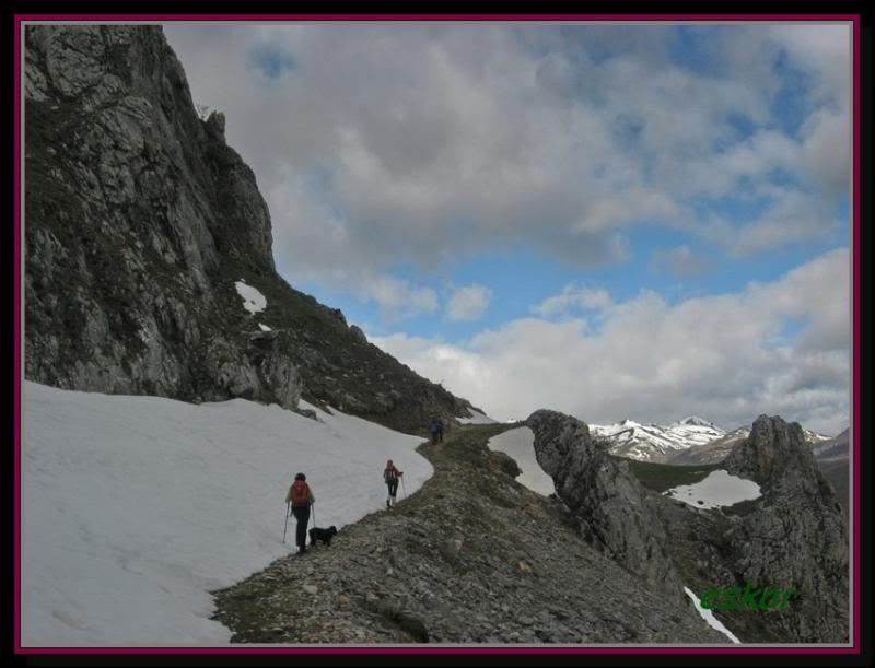 PEÑA TREMAYA 1443 mts (montaña palentina) P38