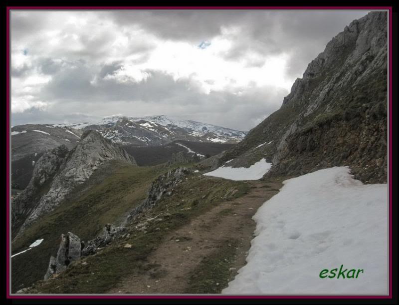 PEÑA TREMAYA 1443 mts (montaña palentina) P40
