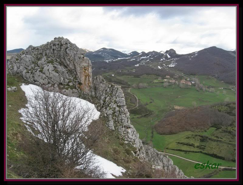 PEÑA TREMAYA 1443 mts (montaña palentina) P42