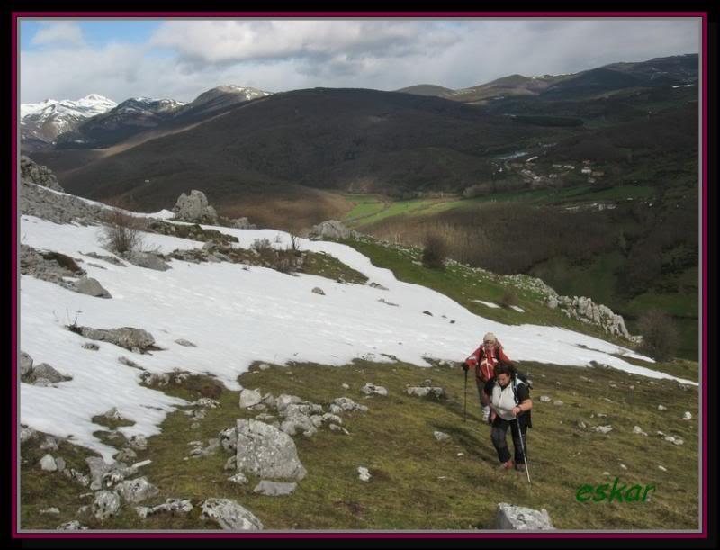 PEÑA TREMAYA 1443 mts (montaña palentina) P45