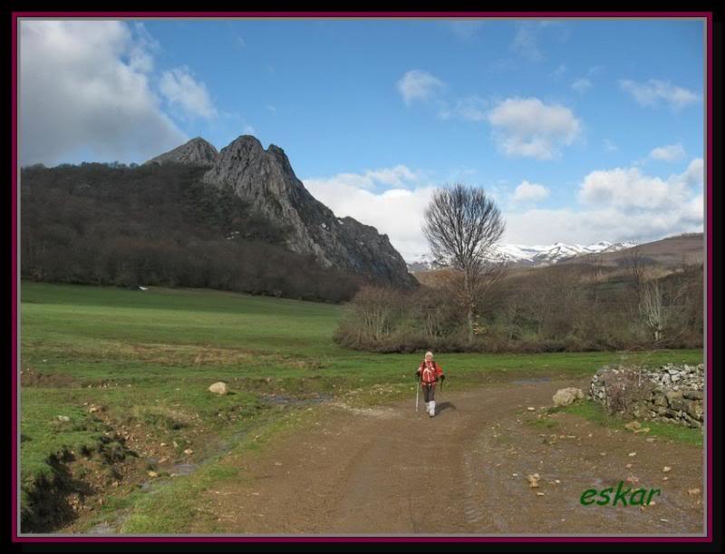 PEÑA TREMAYA 1443 mts (montaña palentina) P5