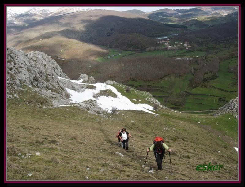 PEÑA TREMAYA 1443 mts (montaña palentina) P50