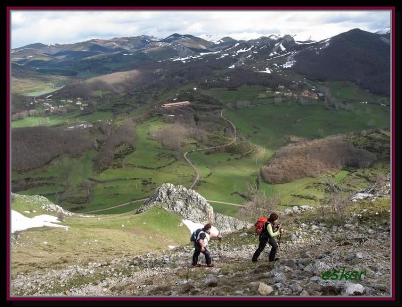 PEÑA TREMAYA 1443 mts (montaña palentina) P53