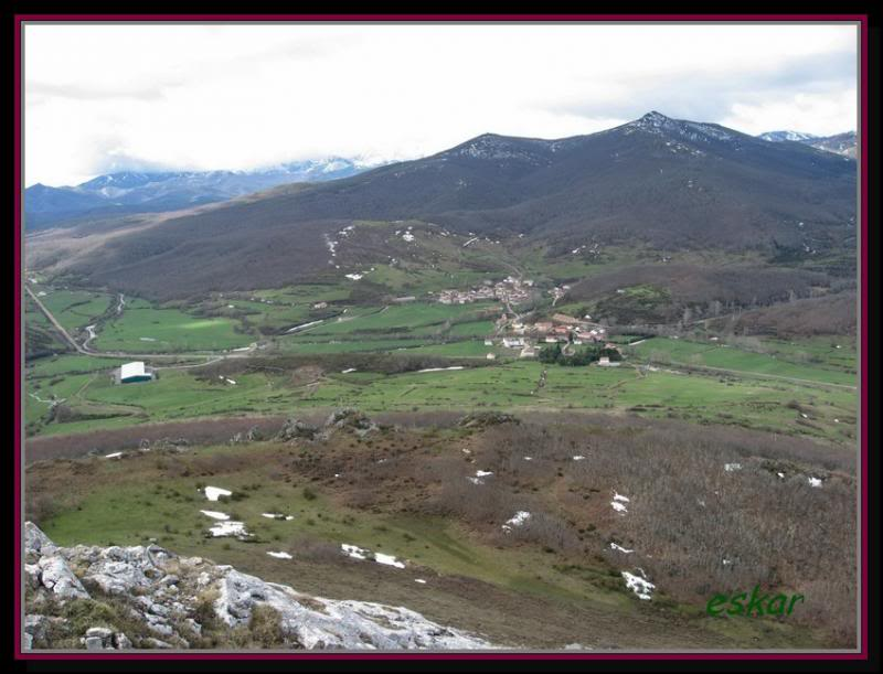 PEÑA TREMAYA 1443 mts (montaña palentina) P54
