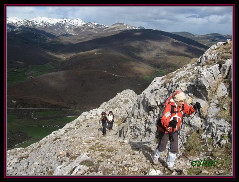 PEÑA TREMAYA 1443 mts (montaña palentina) P55