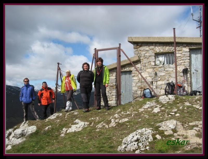 PEÑA TREMAYA 1443 mts (montaña palentina) P59