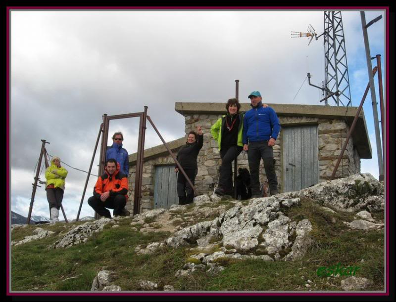 PEÑA TREMAYA 1443 mts (montaña palentina) P64