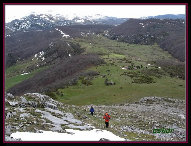 PEÑA TREMAYA 1443 mts (montaña palentina) P68
