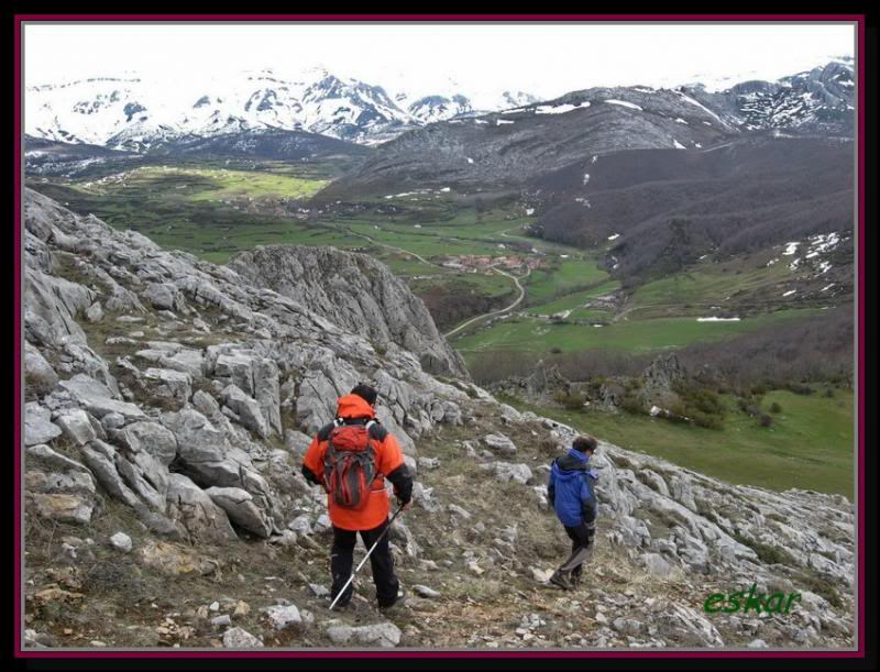 PEÑA TREMAYA 1443 mts (montaña palentina) P71