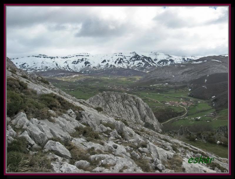 PEÑA TREMAYA 1443 mts (montaña palentina) P73