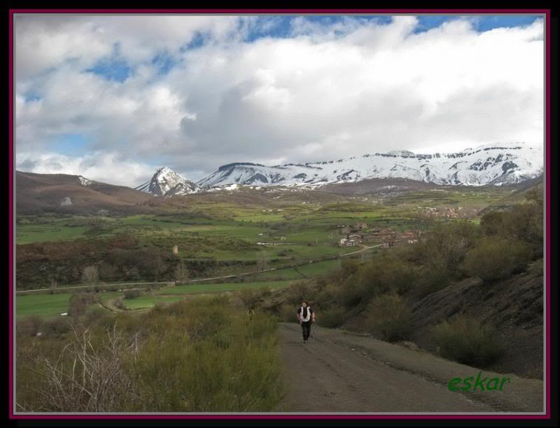 PEÑA TREMAYA 1443 mts (montaña palentina) P8