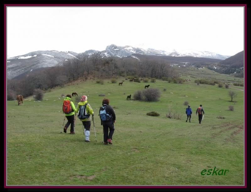 PEÑA TREMAYA 1443 mts (montaña palentina) P86
