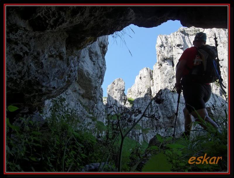 EL COLADERO DE LOS CAMPANARIOS 1325 MTS ( ALTOS DE ASON) ElColadero05S
