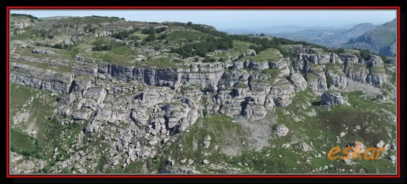 EL COLADERO DE LOS CAMPANARIOS 1325 MTS ( ALTOS DE ASON) ElColadero14S