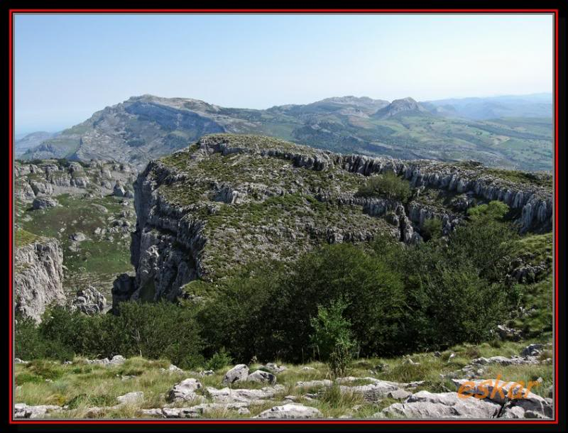 EL COLADERO DE LOS CAMPANARIOS 1325 MTS ( ALTOS DE ASON) ElColadero22S