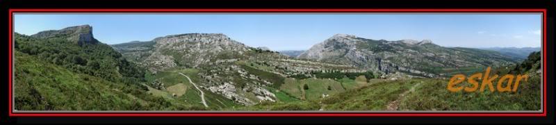 EL COLADERO DE LOS CAMPANARIOS 1325 MTS ( ALTOS DE ASON) ElColadero33S