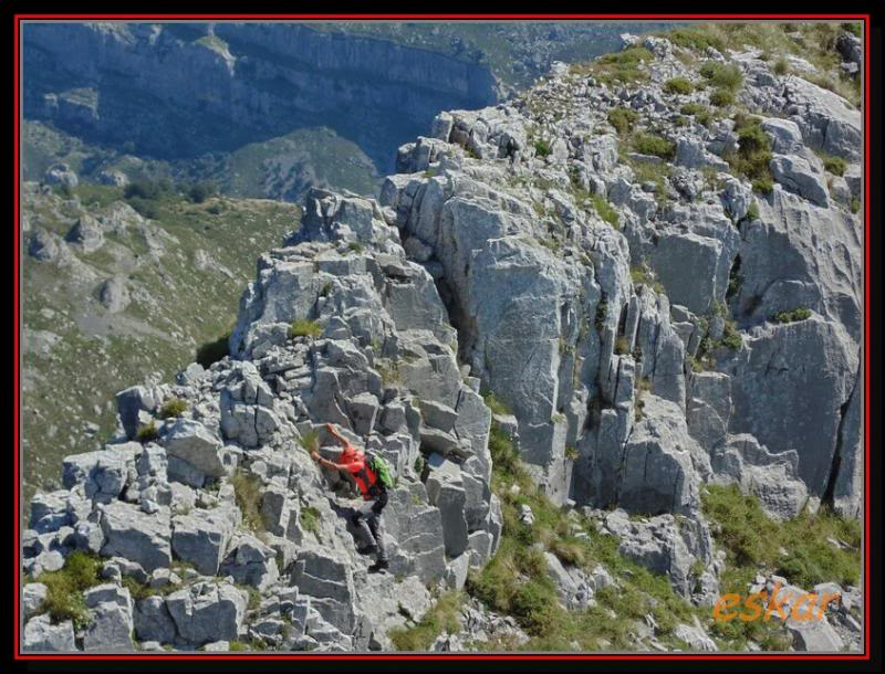 EL COLADERO DE LOS CAMPANARIOS 1325 MTS ( ALTOS DE ASON) Elcoladero102