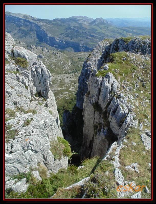 EL COLADERO DE LOS CAMPANARIOS 1325 MTS ( ALTOS DE ASON) Elcoladero116