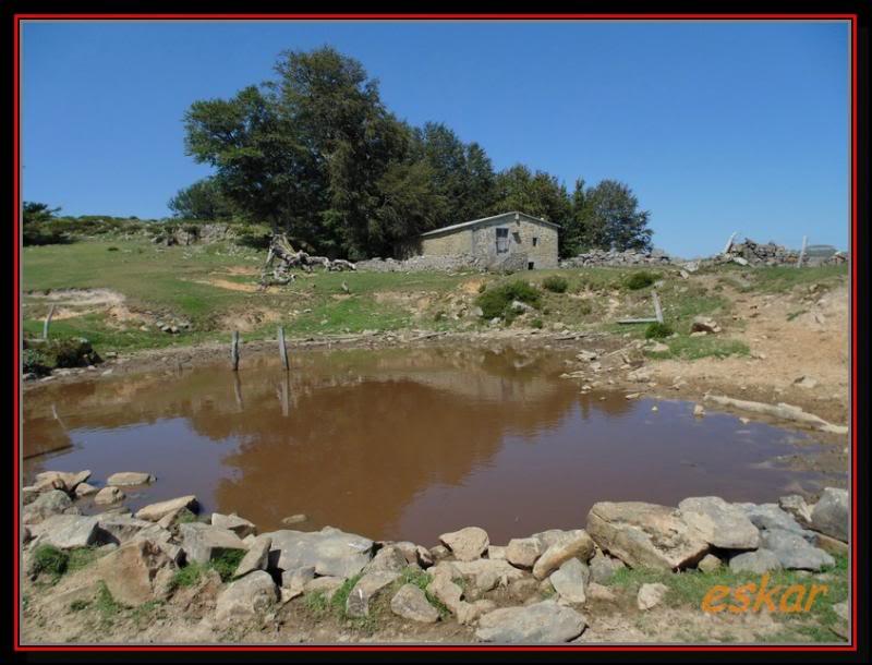 EL COLADERO DE LOS CAMPANARIOS1325 MTS (ALTOS DE ASON) Elcoladero130