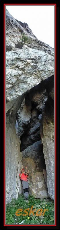 EL COLADERO DE LOS CAMPANARIOS 1325 MTS ( ALTOS DE ASON) Elcoladero37
