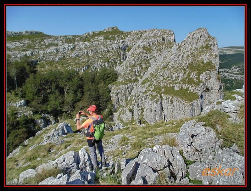 EL COLADERO DE LOS CAMPANARIOS 1325 MTS ( ALTOS DE ASON) Elcoladero68
