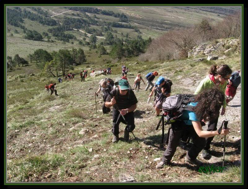 travesia VILLABASIL- LERDANO 1244 MTS - SIONES T31