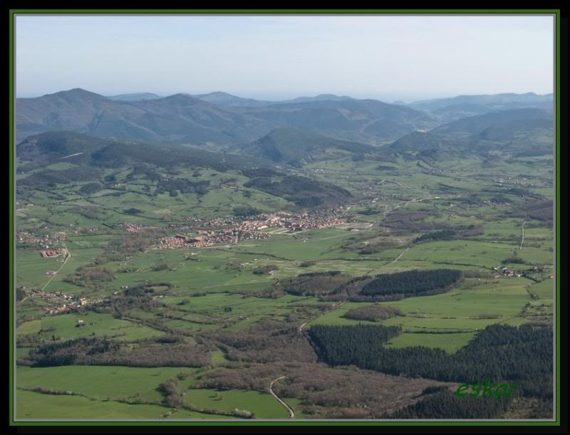 travesia VILLABASIL- LERDANO 1244 MTS - SIONES T59
