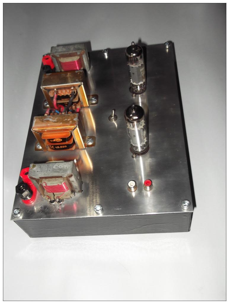 Mini amplificador PCL86 DSCF3771