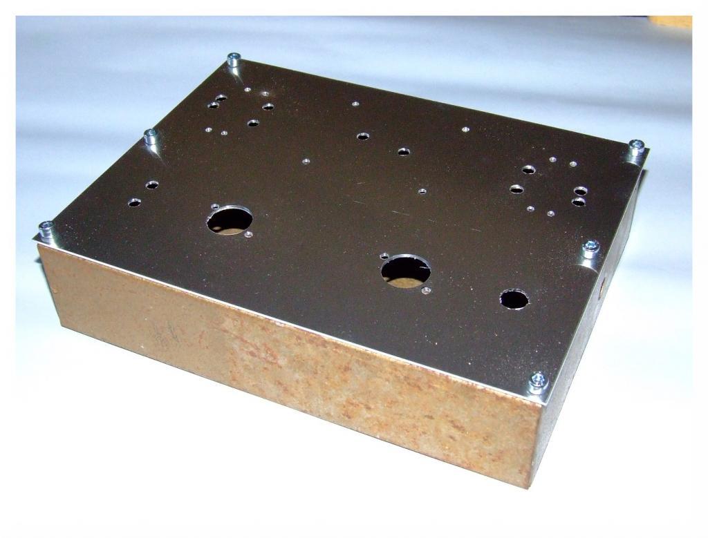 Mini amplificador PCL86 DSCF6758
