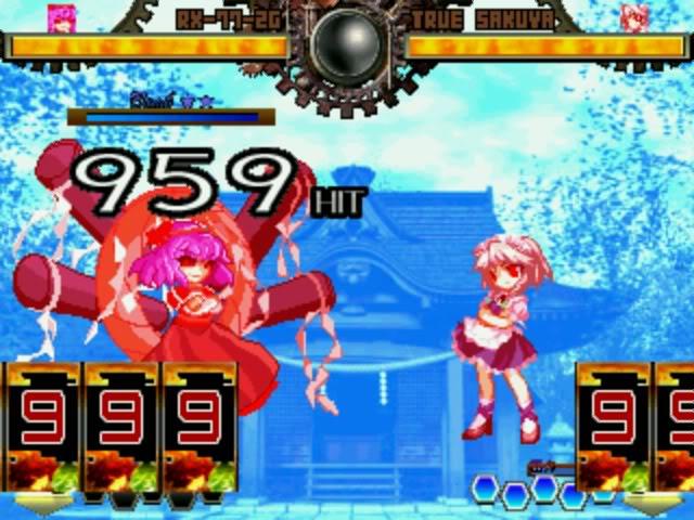 RX-77-2G A.K.A God Kanako 45% Mugen2-1