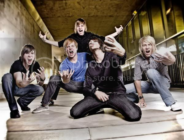 Blessthefall Pictures, Images and Photos