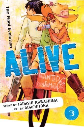 genre Shounen Alive3