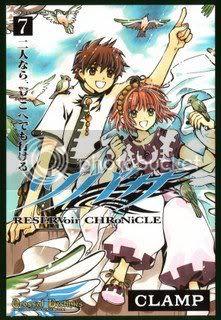 Tsubasa Reservoir Chronicle [28/28] Megaupload TRC-07