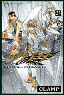 Tsubasa Reservoir Chronicle [28/28] Megaupload TRC-25